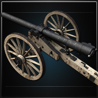 'The Civil War Cannon' – Texturing – CG Premium Tutorial