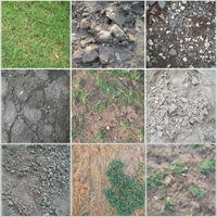 70 High-Res Ground Textures – Cg Premium Content