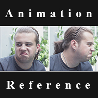 Animation Reference Pack: Facial Expressions – CG Premium Content