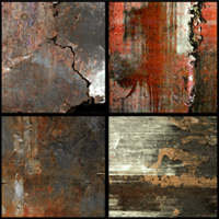 75 High-Res Rusty Metal Textures – Tuts+ Premium Texture Pack