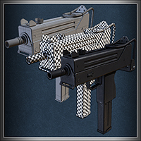 Model, UV, and Texture a Mac-10 Submachine Gun, Day 3- CG Premium Tutorial