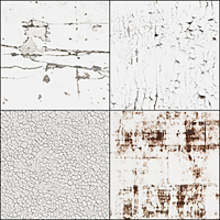 Freebie: 11 Crack & Rust Decals