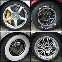 Freebie: Car Rims Reference Pack #2