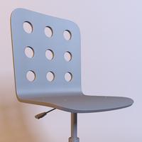 Freebie: 'Jules' Swivel Chair