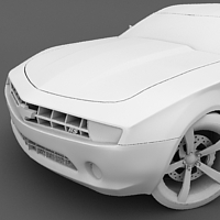 Freebie: Chevy Camaro