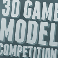 3D Game Model Competition!