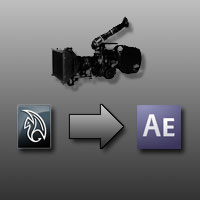 Quick Tip – Exporting 3d Camera Data from Maya into After Effects