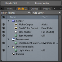 Quick Tip: Adding Render Buttons to your UI in Modo 401