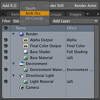 Quick Tip – Adding a Render Output Dropdown to your UI in Modo