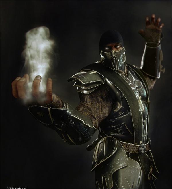 mortal kombat 9 smoke. Grant Warwick – Mortal Kombat