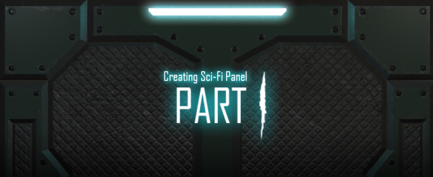 Creating a Sci-Fi Panel