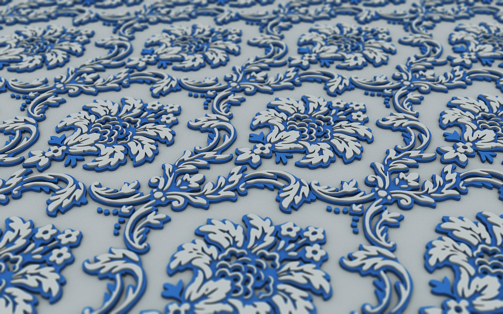 Creating tileable patterns with GIMP, Inkscape and Blender