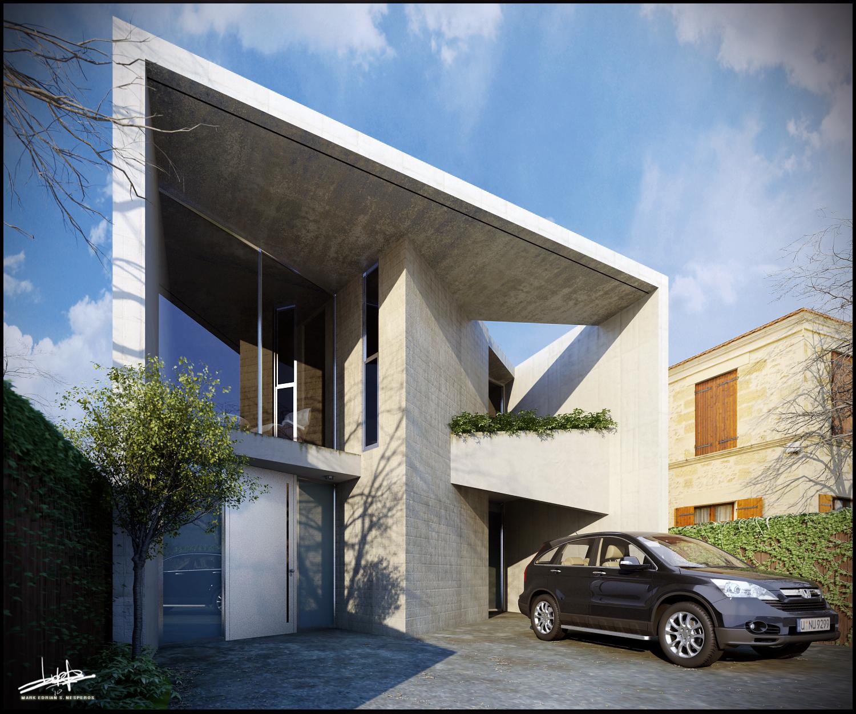 Mu0026M Rosie House