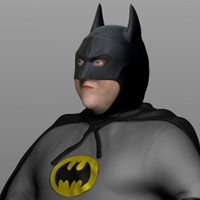 Cgtuts+ Workshop #9 Juan Carlos Batman