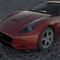 Cgtuts+ Workshop #14 Ferrari California