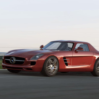 Cgtuts+ Workshop #32 Mercedes-Benz SLS AMG