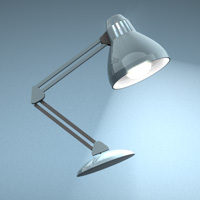 Create a Jumping Lamp Animation in C4D &#8211; Day 1