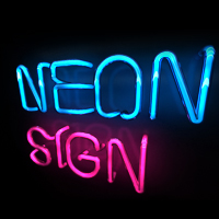 Create a Cool Looking Neon Sign Effect using 3ds Max and VRay