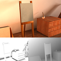 Achieving Realism and Depth using Render Layers in Maya &#8211; Day 1