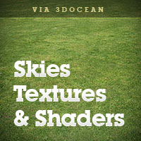Top 20 Essential Skies, Textures and Shaders