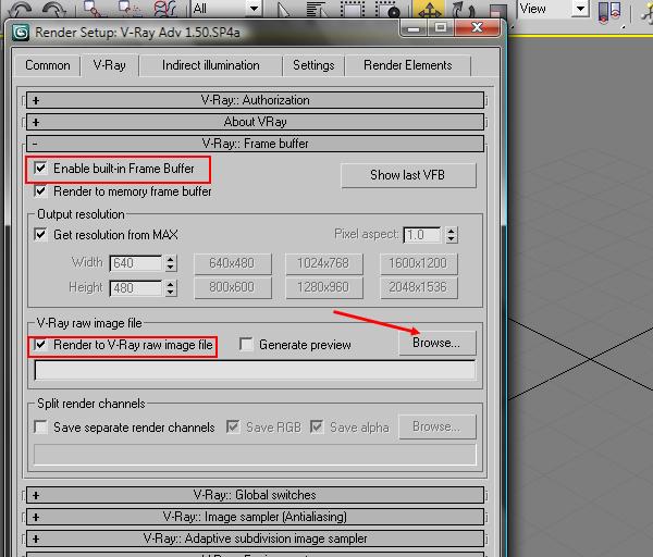 11 آموزش ترکیب لایه های رندر V ray در فتوشاپ