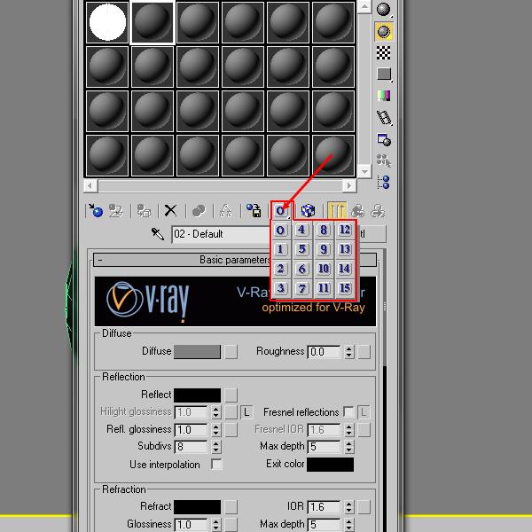 5 آموزش ترکیب لایه های رندر V ray در فتوشاپ