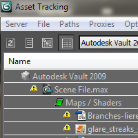 Quick Tip: Asset Tracking in 3ds Max
