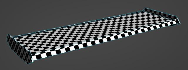 Развёртка 3D модели