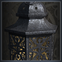 The Lantern – A 3ds Max Project – Modeling