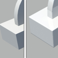 Quick Tip: Using Maya's mia_roundcorners Shader