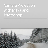 Camera Projection In Maya