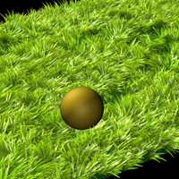Dynamic Grass Simulation In 3ds Max