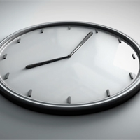 Modeling and Animating An Xpresso Driven Clock In Cinema 4D