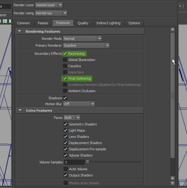 Cg Tutorial - Maya Mentalray Lighting and Rendering Techniques