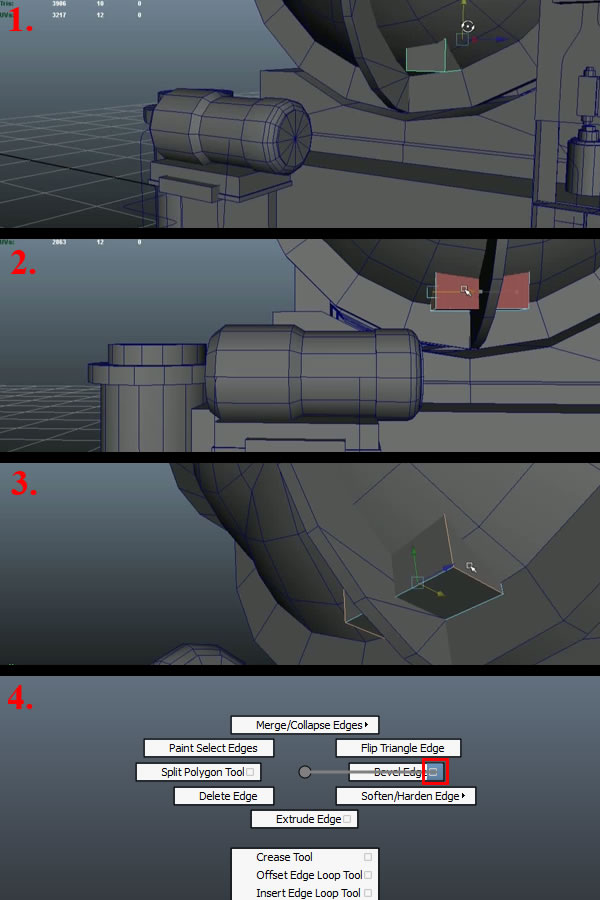 Modeling A Next Gen Video Game Boiler In Maya