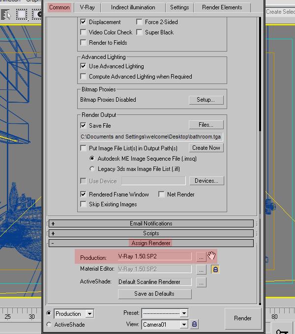 Tutorial - Mencapai Hasil Realistis Dengan 3ds Max & V-Ray