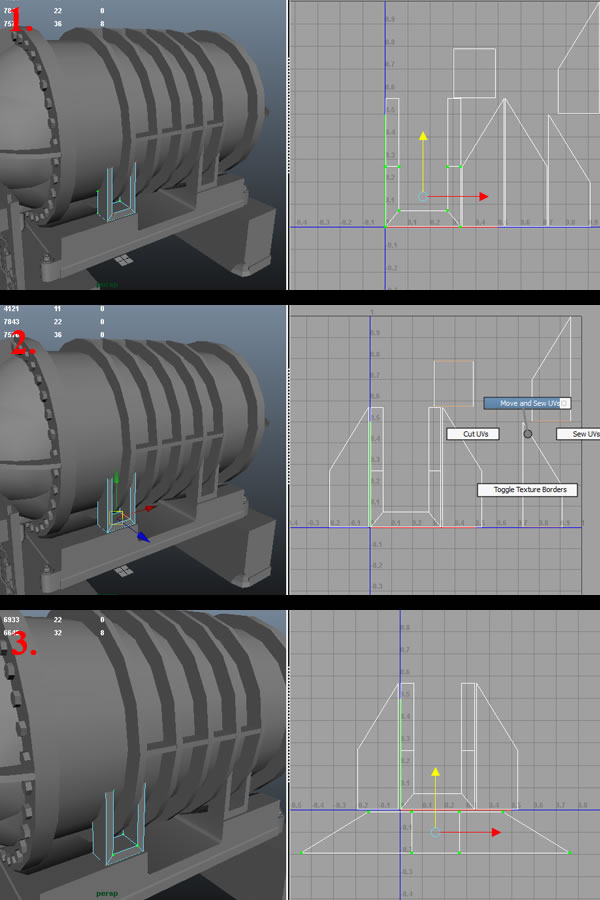 Creating A Next-Gen Boiler Model Using Maya