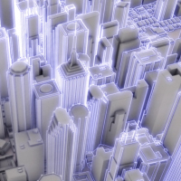 Create an Awesome Wireframe Pulse Effect with Cinema 4D &#038; After Effects