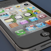 Creating The iPhone 4S In 3D Studio Max, Part 4 Texturing &#038; Rendering with V-Ray