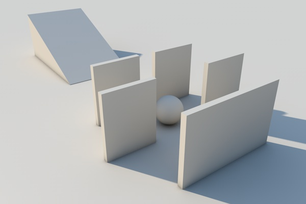 Tutorial Autonomous Doors in Cinema 4D using Xpresso nodes