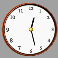 Animate a Clock in Maya Using Expressions