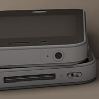 Modeling, Texturing, Shading and Rendering the iPhone in Maya &#8211; Part 2