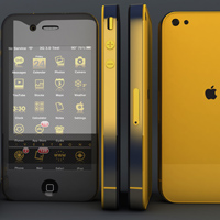 Modeling, Texturing, Shading and Rendering the iPhone in Maya with V-Ray &#8211; Part 3