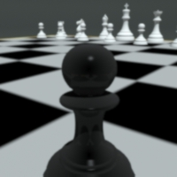 Model and Texture an Elegantly Simple Chess Set in 3ds Max – Day 1