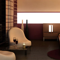 Modeling & Rendering an Interior Scene using 3ds Max and Vray – Day 1