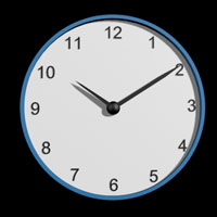 Creating An Animated Clock In 3ds Max Using Expressions & Custom Attributes
