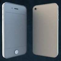 Creating The iPhone 4S In 3D Studio Max, Part 3