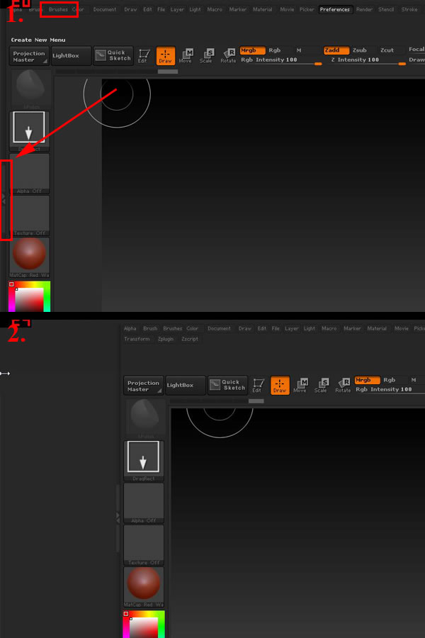 RSS - A Basic Introduction to Working with & Customizing ZBrush